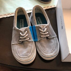 Sperry Voyager Grey/Blue